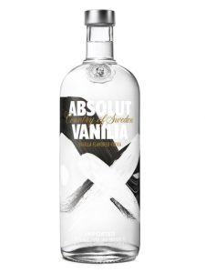 Vodka Absolut Vanilia 1L 40%