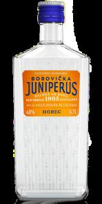 Borovička Juniperus s horec 0,7L 40%