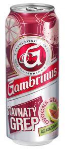 Gambrinus Grep 0,5l plech