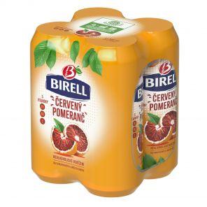 Radegast Birell Červený pomeranč 0,5L plech