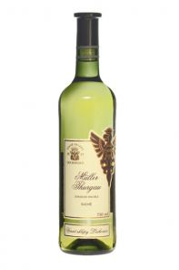 Víno Bílé Müller Thurgau 1L Lechovice  suché