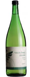 Víno Bílé Veltlinské Zelené 1L Lechovice Suché