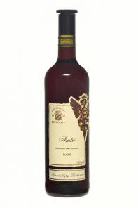 Víno Červené 0,75L Lechovice