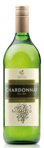 Víno Bílé Chardonnay 1L Alkone suché