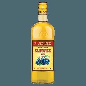Slivovice Jelínek 1L 45% Zlatá