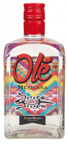 Tequila Mexicana Olé 0,7L Silver 38%