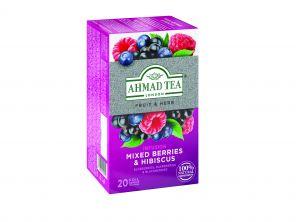 Čaj Ahmad ovocný Mix Lesní pl.20ks