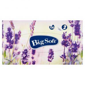 Papír.Kapesníčky Big Soft 100k