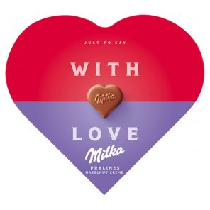 Milka Dezert I LOVE 44g