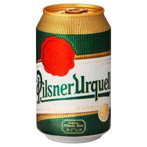 Pilsner Urquell 0,33L plech